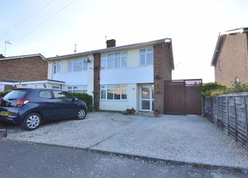 Thumbnail 3 bed semi-detached house for sale in Monksford Drive, Hullbridge, Hockley