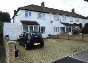 Thumbnail 3 bed end terrace house to rent in Charnwood Drive, London