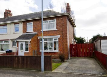 Thumbnail 3 bedroom end terrace house for sale in Pannell Avenue, Acklam, Middlesbrough