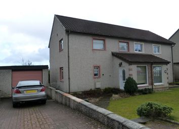 Thumbnail 4 bed semi-detached house for sale in Balfour Terrace, Murray, East Kilbride