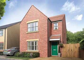 "Thumbnail 3 bed semi-detached house for sale in ""The Hatfield"" at City Road, Edgbaston, Birmingham"