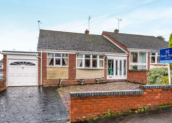 Thumbnail 3 bed bungalow for sale in Alpine Drive, Hednesford, Cannock