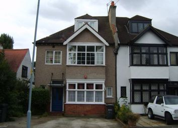 Thumbnail 1 bed flat to rent in Luffman Road, Grove Park