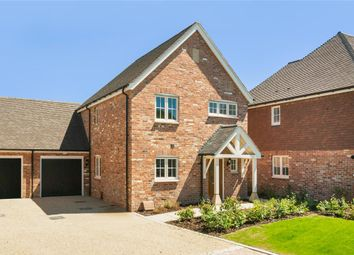 3 bed link-detached house for sale in Saxon Way, Brambledown, Maidstone, Kent ME15