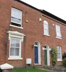 Thumbnail 3 bed terraced house to rent in St. Johns Road, Harborne, Birmingham