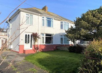 3 bed semi-detached house for sale in Glamis Road, Newquay TR7