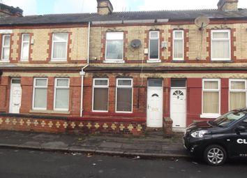 Thumbnail 2 bedroom terraced house to rent in Gaskell Street, Manchester