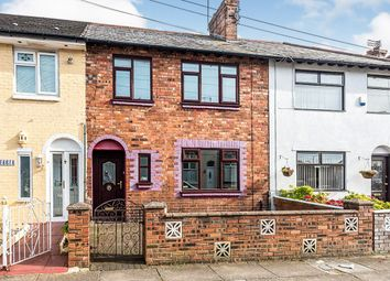 Thumbnail 3 bed terraced house for sale in Farrar Street, Clubmoor, Liverpool, Merseyside