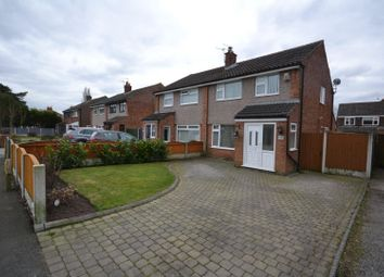 Thumbnail 3 bed semi-detached house for sale in Park Road, Great Sankey, Warrington