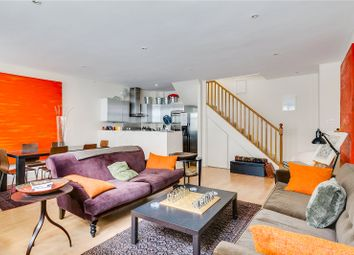 Thumbnail 2 bed mews house to rent in Denbigh Close, London