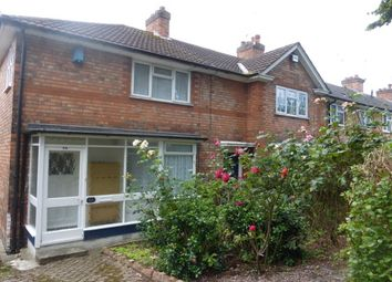 Thumbnail 4 bed end terrace house to rent in Poole Crescent, Harborne, Birmingham