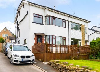 Thumbnail 5 bed semi-detached house for sale in Hillcrest Rise, Cookridge