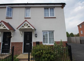 Thumbnail 2 bed semi-detached house to rent in Dixon Street, Manchester
