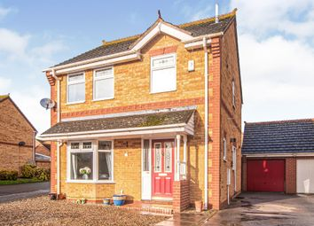 Thumbnail 3 bed detached house for sale in Cowslip Drive, Little Thetford, Ely
