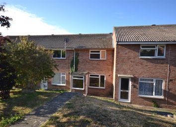 Thumbnail 2 bed terraced house for sale in Conifer Way, Weymouth