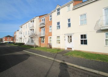 Thumbnail 2 bed flat for sale in Moorhen Court, Watermead, Aylesbury