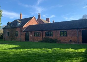 Thumbnail 3 bed barn conversion to rent in Old London Road, Lichfield