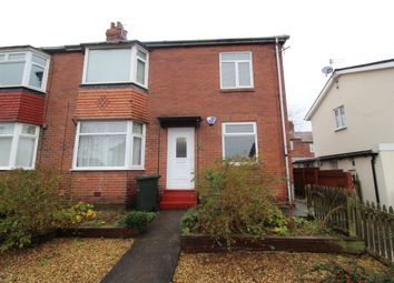 Thumbnail 2 bed flat for sale in Deanham Gardens, Newcastle Upon Tyne