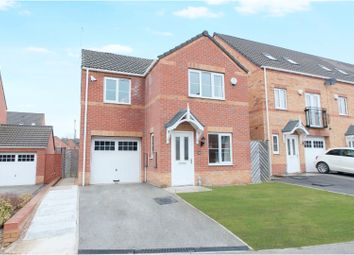 Thumbnail 3 bed detached house for sale in Bellcross Way, Barnsley