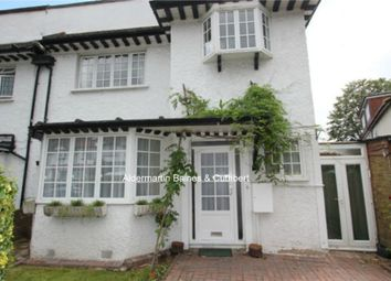 Thumbnail 6 bed detached house for sale in West Avenue, London