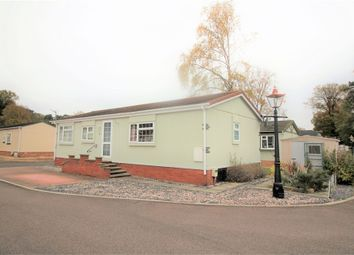Thumbnail 2 bed property for sale in Woodlands Way, Dunnikier Chalet Park, Kirkcaldy, Fife