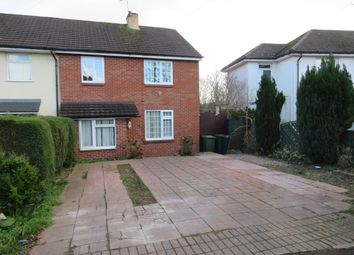 Thumbnail 3 bed semi-detached house for sale in Wilton Avenue, Kidderminster