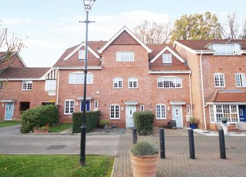 Thumbnail 3 bed terraced house for sale in Foundry Close, Hook