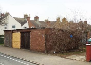 Thumbnail Land for sale in At Morris Street, Peterborough