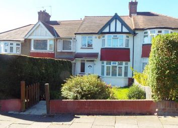Thumbnail 3 bed terraced house for sale in Linden Way, Southgate, London