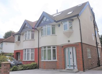 Thumbnail 4 bed semi-detached house for sale in Ruislip Road East, Ealing