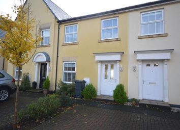 Thumbnail 4 bed terraced house to rent in Howarth Close, Sidmouth, Devon