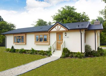 Thumbnail 2 bed mobile/park home for sale in Tedstone Wafre, Bromyard