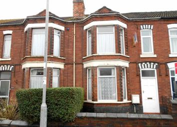 3 bed terraced house for sale in Hungerford Road, Crewe, Cheshire CW1