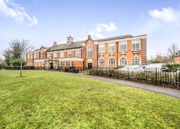 Thumbnail 2 bedroom flat for sale in Academy Fields Road, Heath Park, Romford