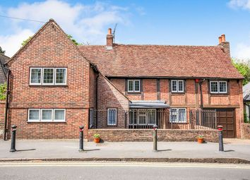 Thumbnail 4 bed detached house for sale in Church Road, Shepperton