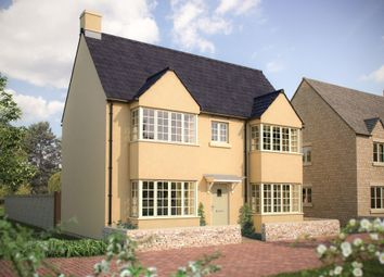 Thumbnail 3 bed detached house for sale in Cinder Lane, Fairford