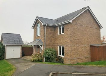Thumbnail 4 bed detached house for sale in Yr Aber, Holywell, Flintshire, North Wales
