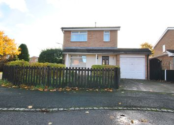 Thumbnail 3 bedroom detached house for sale in Sunderland Drive, Apley, Telford