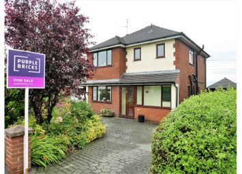 Thumbnail 4 bed detached house for sale in Heath Avenue, Werrington, Stoke-On-Trent