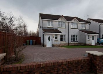 Thumbnail 3 bed semi-detached house for sale in Delph Wynd, Tullibody, Alloa