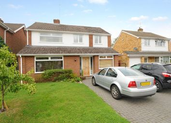 Thumbnail 4 bed detached house to rent in Mansfield Place, Ascot
