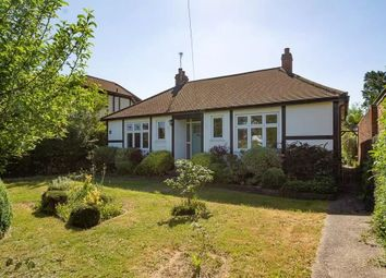 Thumbnail 3 bedroom bungalow for sale in Coppice Drive, Wraysbury, Staines