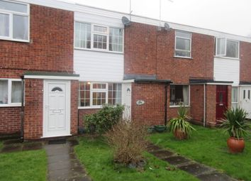 Thumbnail 2 bed terraced house for sale in Wolsey Way, Syston