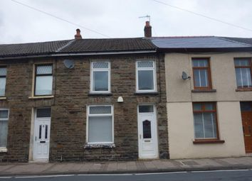 Thumbnail 3 bed terraced house for sale in Gelli Road, Gelli