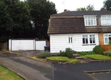 Thumbnail 3 bed semi-detached house for sale in Marston Grove, Great Barr, Birmingham, West Midlands