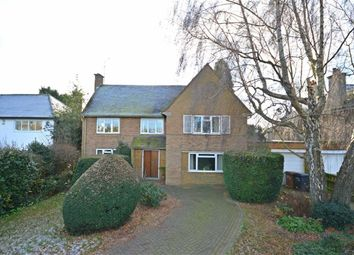 Thumbnail 4 bedroom detached house for sale in Billing Road, Abington, Northampton