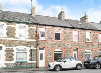 Thumbnail 3 bed terraced house for sale in Wyndham Crescent, Pontcanna, Cardiff