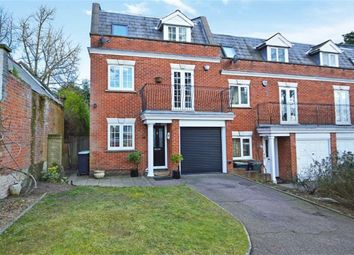 Thumbnail 4 bed end terrace house for sale in Woodlands, Station Road, Epping, Essex