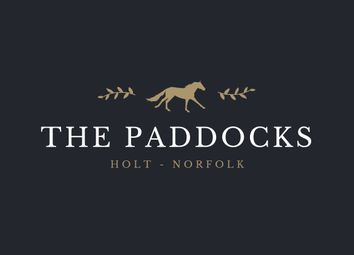 Thumbnail Property for sale in The Paddocks, Holt, Norfolk