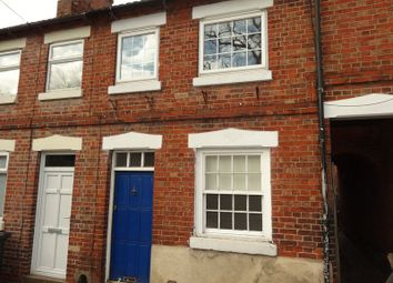 Thumbnail 2 bed terraced house to rent in Leicester Road, Ashby-De-La-Zouch
